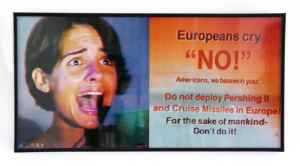 "Europeans cry ""NO"""